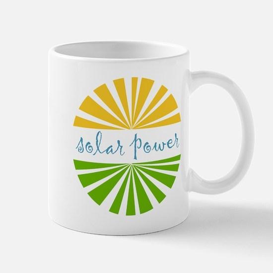 Solar Power Mug