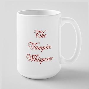 The Vampire Whisperer Large Mug