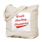 World Phucking Champions, Red Tote Bag