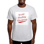 World Phucking Champions, Red Light T-Shirt