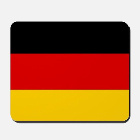 Flag: Germany Mousepad