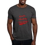 World Phucking Champions, Red Dark T-Shirt