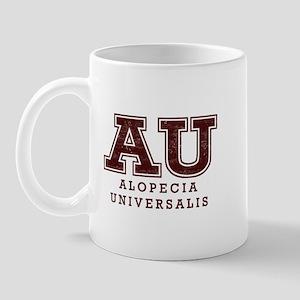 AU Alopecia Universalis Maroo Mug