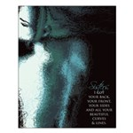 Sisters By Jody Parmann Small Poster