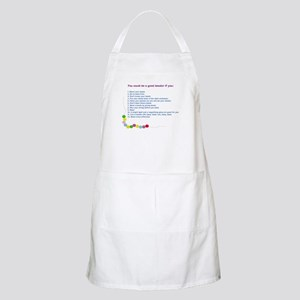 You could be a Good Beader if BBQ Apron