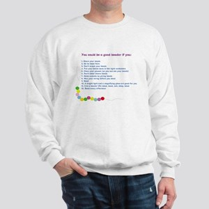 You could be a Good Beader if Sweatshirt