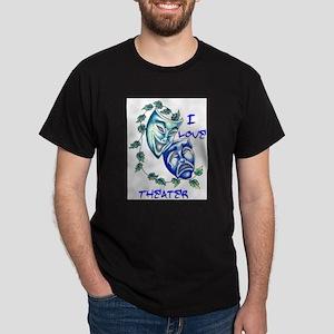 Ilove Theater Ash Grey T-Shirt