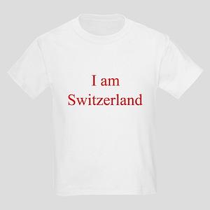 I am Switzerland Kids Light T-Shirt