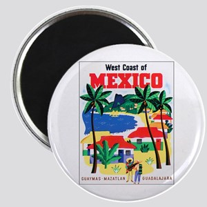 Mexico West Coast Magnet