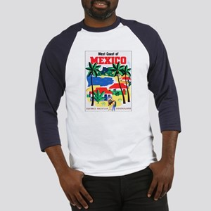 Mexico West Coast (Front) Baseball Jersey