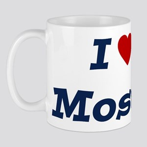 I HEART MOSUL Mug