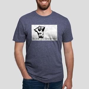 RudeIIIINHistory T-Shirt