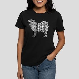 Samoyed Women's Dark T-Shirt