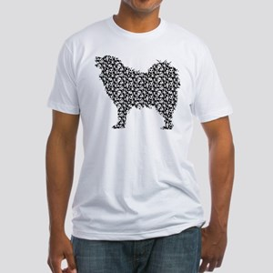 Samoyed Fitted T-Shirt