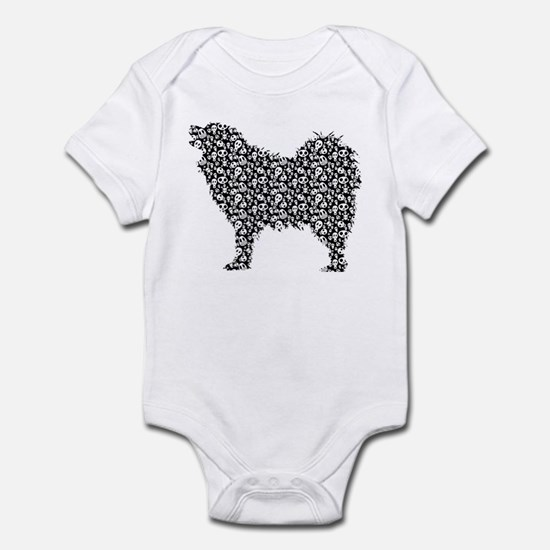 Samoyed Infant Bodysuit