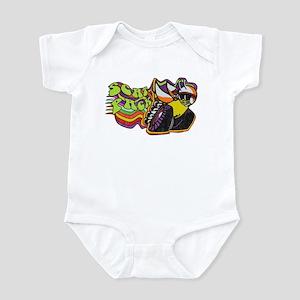Scat Pack Distressed Infant Bodysuit