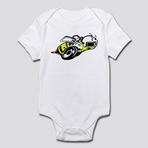 SUPER BEE 2 Infant Bodysuit
