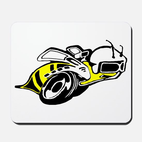 SUPER BEE 2 Mousepad