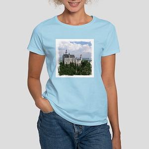 Neuschwanstein Castle Women's Light T-Shirt