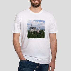 Neuschwanstein Castle Fitted T-Shirt