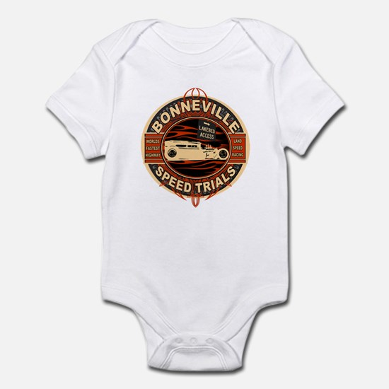 BONNEVILLE SALT FLAT TRIBUTE Infant Bodysuit