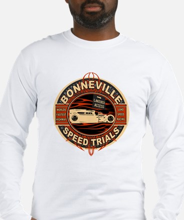 BONNEVILLE SALT FLAT TRIBUTE Long Sleeve T-Shirt