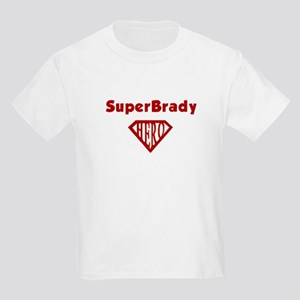 Super Hero Brady Kids Light T-Shirt