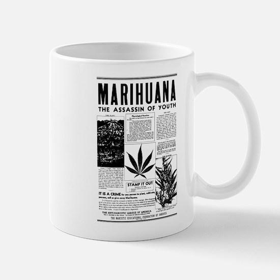 MARIHUANA: The Assassin of Youth Mug