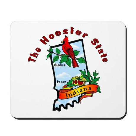 """Indiana Pride"" Mousepad"