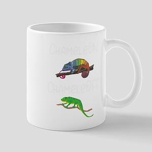 Lizard Chamelon Chamelof Funny Chameleon Mugs