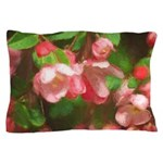 Pink Blossoms Pillow Case