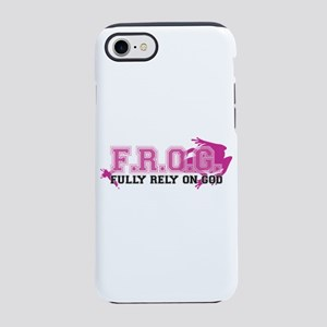 Frog Pink Iphone 8/7 Tough Case