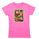 Pink Blossoms Girl's Tee