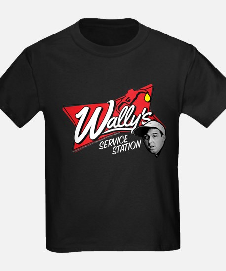 Wally's Service Station T