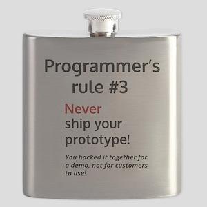 Programmer's rule #1 Flask