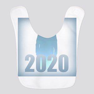 Trump 2020 Polyester Baby Bib
