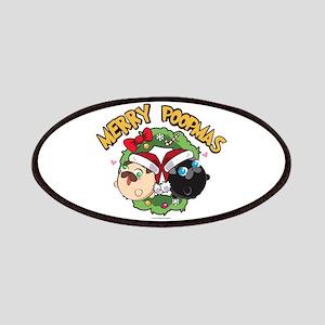Poopie and Doopie - Merry Poopmas! Patch