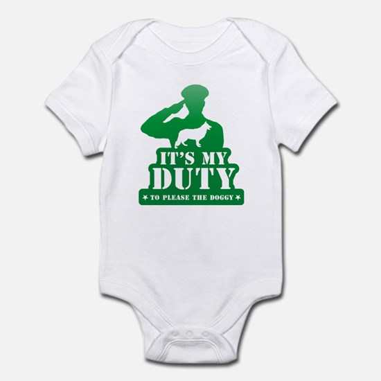 Shiloh Shepherd Infant Bodysuit