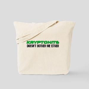 Edward Kryptonite Tote Bag