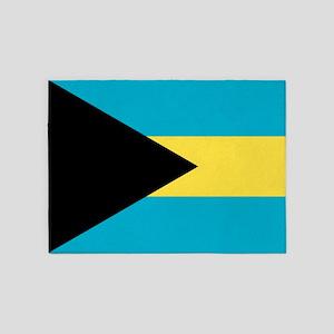 Flag: The Bahamas 5'x7'Area Rug