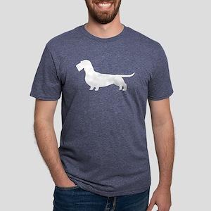 Wirehaired Dachshund Women's Dark T-Shirt