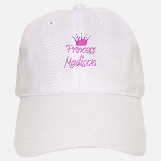 Princess Madison Baseball Baseball Cap