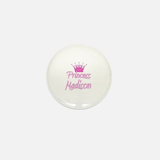 Princess Madison Mini Button