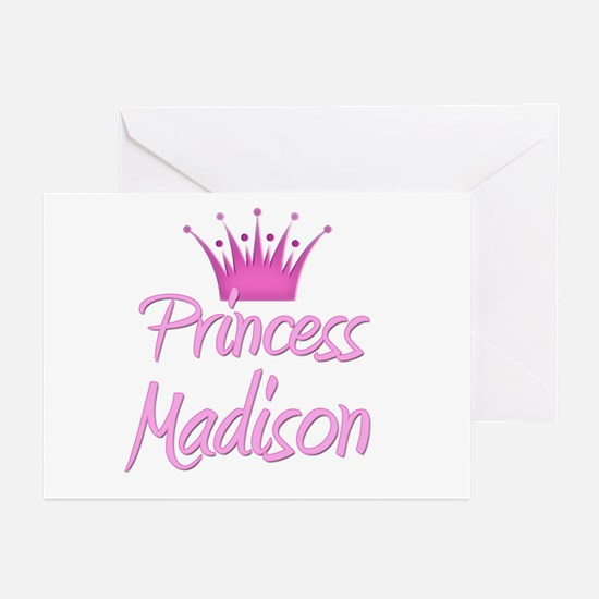 Princess Madison Greeting Cards (Pk of 20)