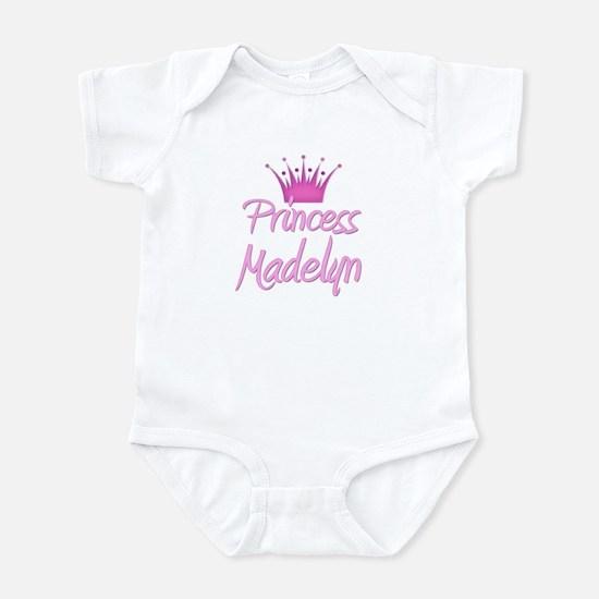 Princess Madelyn Infant Bodysuit