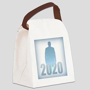 Trump 2020 Canvas Lunch Bag