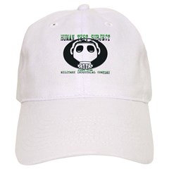Gas Mask Baseball Cap