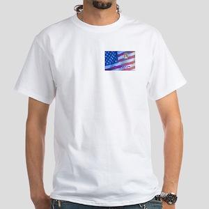 JK White T-Shirt