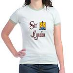 Sir Lyndon Jr. Ringer T-Shirt
