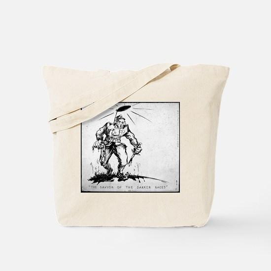 WWII Anti-Japanese Propaganda Tote Bag